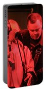 Singer Alexis P. Suter Portable Battery Charger