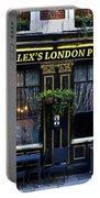 Alex's London Pub Portable Battery Charger