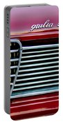Alfa-romeo Guilia Super Grille Portable Battery Charger