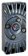 Alfa Romeo Wheel Rim Portable Battery Charger