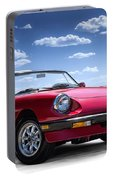 Alfa Spider Portable Battery Charger