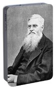 Alfred Russel Wallace (1823-1913) Portable Battery Charger