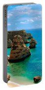 Algarve Beach - Portugal Portable Battery Charger