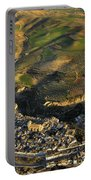 Alhama De Granada From The Air Portable Battery Charger