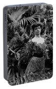 Alice Roosevelt Longworth (1884-1981) Portable Battery Charger