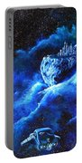 Alien Asteroid Mine Portable Battery Charger