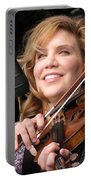 Alison Krauss Portable Battery Charger