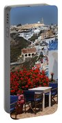 All About The Greek Lifestyle Portable Battery Charger