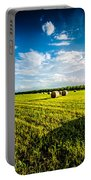 All American Hay Bales Portable Battery Charger