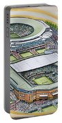 All England Lawn Tennis Club Portable Battery Charger