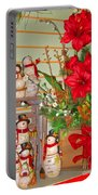 All Good Wishes For Christmas Portable Battery Charger