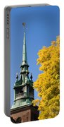 All Hallows By The Tower Portable Battery Charger