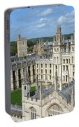 All Souls College Portable Battery Charger