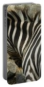 All Stripes Zebra 3 Portable Battery Charger