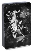 Allegory Of Africa Portable Battery Charger