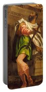 Allegory Of Navigation With A Cross-staff Portable Battery Charger