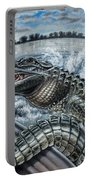Alligator Hunt Portable Battery Charger