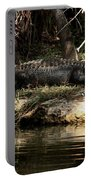 Alligator  Portable Battery Charger