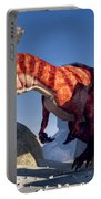 Allosaurus Portable Battery Charger
