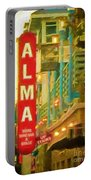 Alma Portable Battery Charger