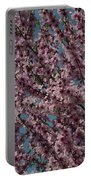 Almond Blossoms Portable Battery Charger