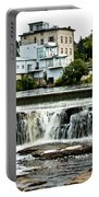 Almonte In Late Summer Portable Battery Charger