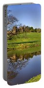 Alnwick Castle Panorama Portable Battery Charger