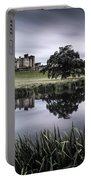 Alnwick Castle Sunset Portable Battery Charger
