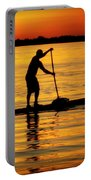 Alone With The Sun Portable Battery Charger