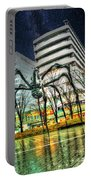 Along Came A Spider Portable Battery Charger