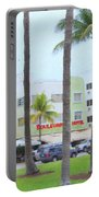 Along Ocean Drive Portable Battery Charger