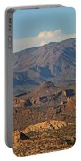 Along The Apache Trail Portable Battery Charger
