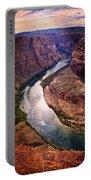 Along The Colorado River Portable Battery Charger