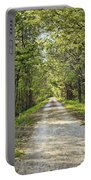 Along The Katy Trail Portable Battery Charger