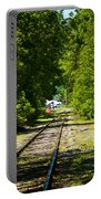 Along The Rails Portable Battery Charger