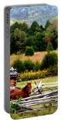 Along The Wilderness Trail Portable Battery Charger