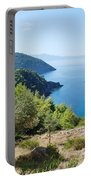 Alonissos Island Portable Battery Charger