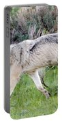 Alpha Wolf On The Move Portable Battery Charger