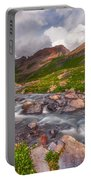 Alpine Creek Portable Battery Charger by Darren  White