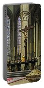 Altar Of Rouen Cathedral Portable Battery Charger