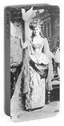 Alva Vanderbilt (1853-1933) Portable Battery Charger