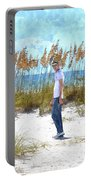 Cool On Anna Maria Island Portable Battery Charger