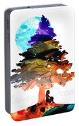 Always Dream - Inspirational Art By Sharon Cummings Portable Battery Charger