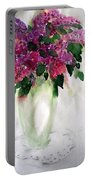 Alyvos - Lilacs Portable Battery Charger