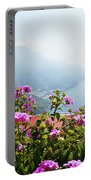 Amalfi Coast View From Ravello Italy  Portable Battery Charger