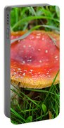 Amanita Muscaria 2 Portable Battery Charger