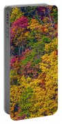Amazing Cloudland In The Fall Portable Battery Charger