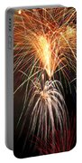 Amazing Fireworks Portable Battery Charger