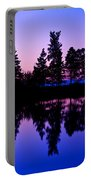 Amazing Morning Sky  Portable Battery Charger