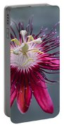 Amazing Passion Flower Portable Battery Charger